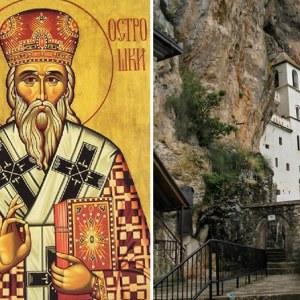 Денеска е Свети Василије Острошки- овој светец прави чуда!