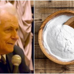Еве зошто СОДА БИКАРБОНА е БОМБА лек на 21 век: Професор Др. Иван Павловиќ ја открива моќта на овој бел прав!