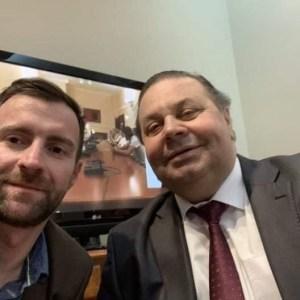 Димовски: Амди Барјам имаше незаслужен одмор во Идризово - тој ја сакаше Македонија!