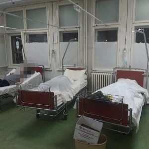 Страв и трепет во Битолската Болница, двајца на приемно на инфузија заедно со два лешеви