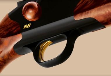 arma vanatoare blaser r8 black cu magazie fixa