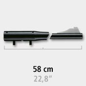 teava arma vanatoare blaser r8 lungime 580 mm