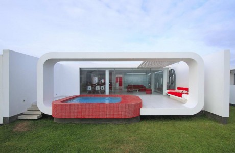 Пляжный дом в Перу 2