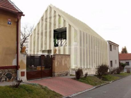 Загородный дом в Чехии 10