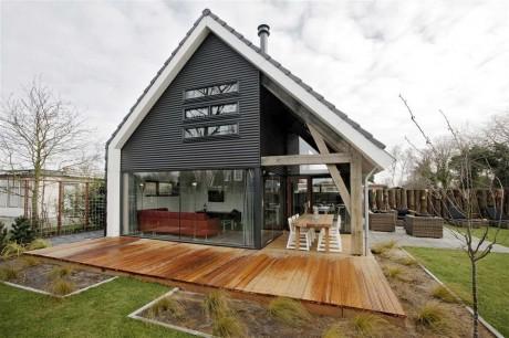 Загородный дом в Голландии 9