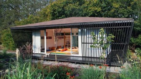 Японский домик в Чили
