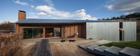 Дом на острове в Австралии