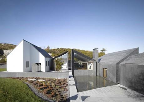 Расширение дома в Ирландии
