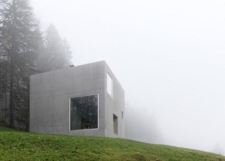 Дом-куб в Австрии