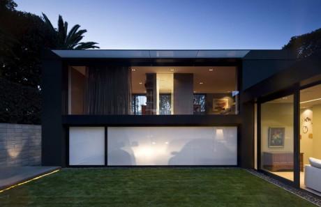 Городской дом (City House) в Новой Зеландии от Architex.