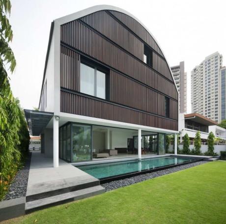 Городской дом в Сингапуре 3