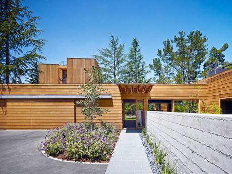 Загородный дом в США 33