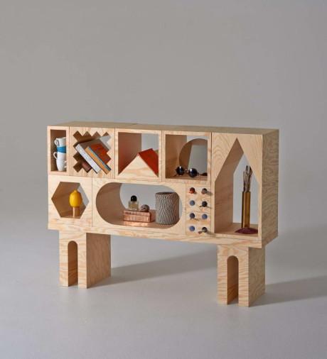 Коллекция Комната (ROOM Collection) от Erik Olovsson и Kyuhyung Cho.