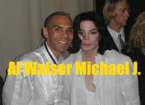 Al Walser est ami de toute la famille Jackson: «matondi papa Joe na mama Catherine».