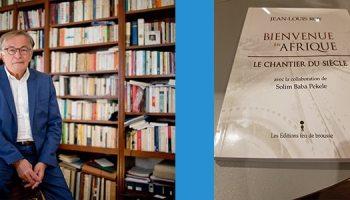 Canada-Afrique-France/L'écrivain canadien de dimension internationale Jean-Louis Roy sera à Paris le 5 et 6 septembre 2019 pour la présentation de son nouveau livre à la presse.