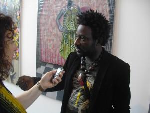 Artiste JPMIka en interview