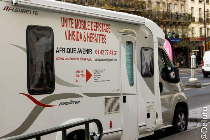 La nouvelle unité mobile de l'association «Afrique Avenir»