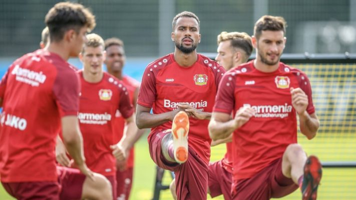 Isaac Kiese Thelin  à l'entrainement