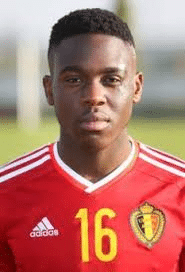 International belge Mangala