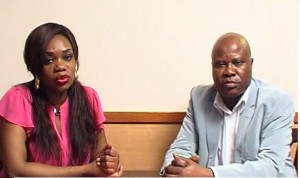 Lilo et Candide Okeke