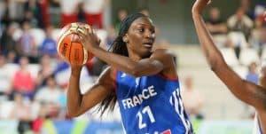 Laëtitia Kamba...à Rio...et prolongement en RDC