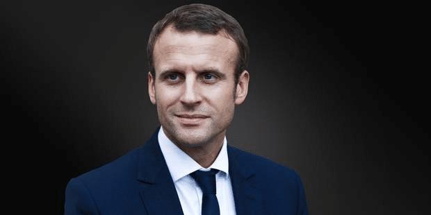 Le président français Emmanuel Macron et son projet.