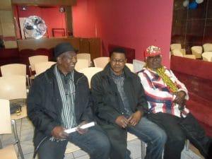 Papa Noel, Nila Mbungu et Saak Saakoul Ier