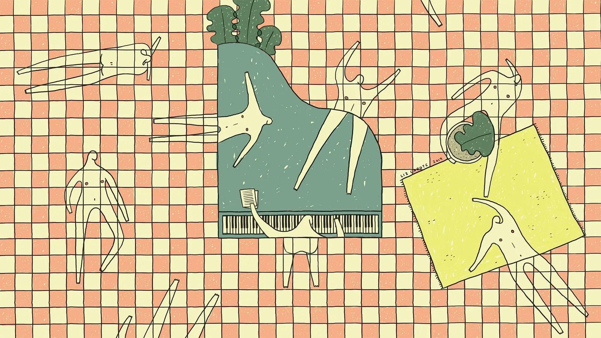 Ilustración: Liz Capote.