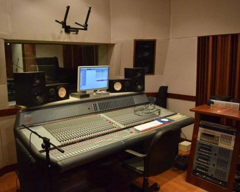 Estudio de grabación PM Records, de Pablo Milanés. Foto: Cortesía de PM Records.