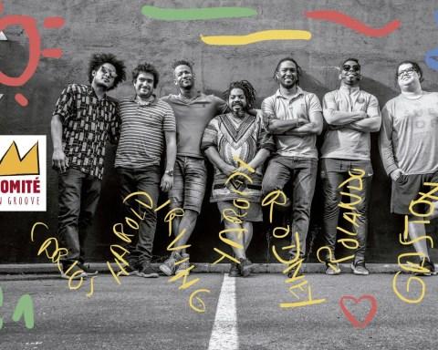 """El Comité. Foto: Dossier de prensa del álbum """"Y Qué?! So What""""."""