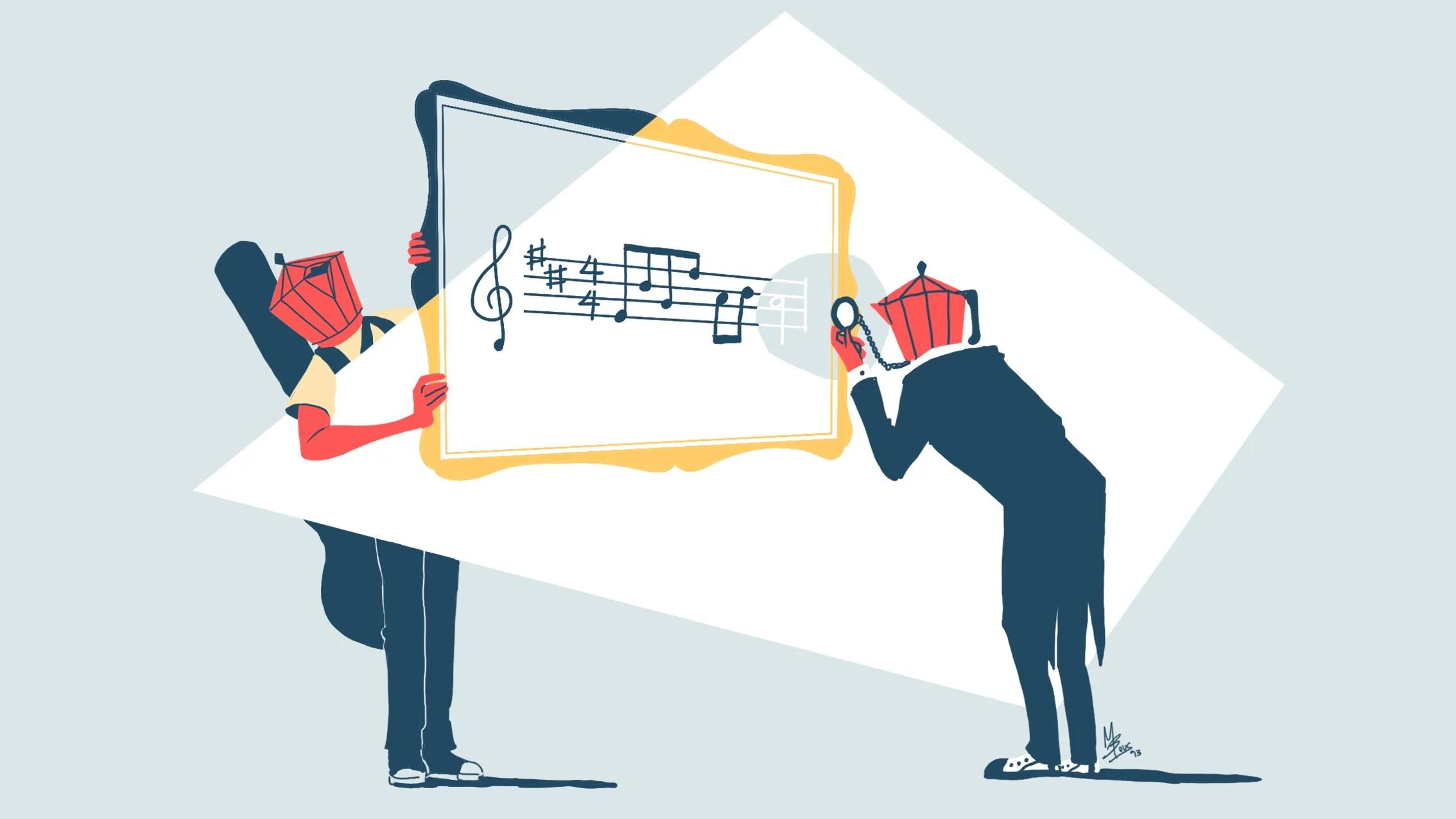 Cinco consejos para lidiar con la crítica. Ilustración: Mayo Bous