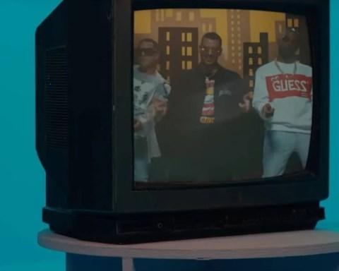 """Fotograma del videoclip """"El Bombazo"""", de Divan ft. Yomil y El Dany, nominado a Video Más Popular en los Premios Lucas 2019. Foto: Felo / Planet Records / La Oficina Secreta."""