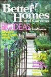 Better Homes & Garden Magazine