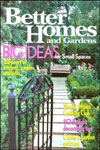 Better Homes & Garden Magazine