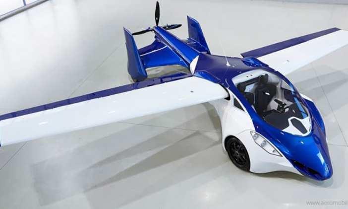 Magazine Chic - Aeromobilcar