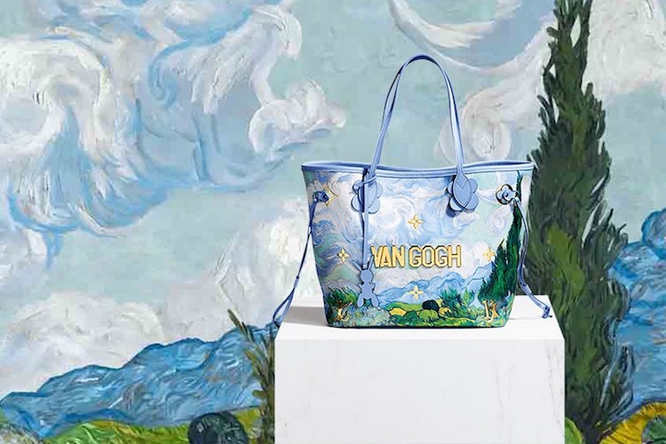 Masters Jeff Koonss new collection for Louis Vuitton