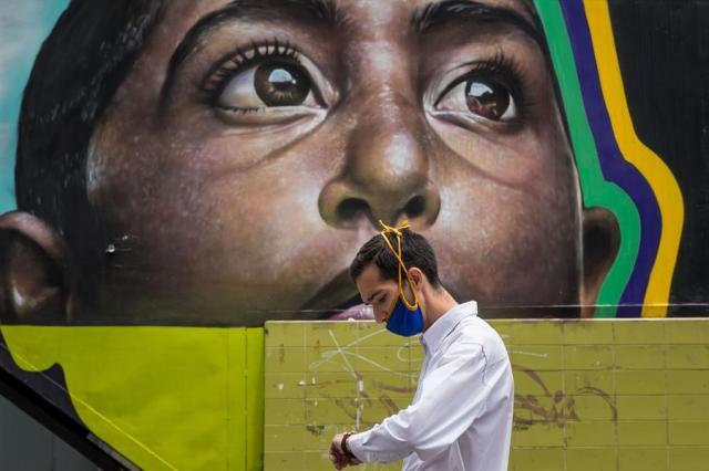 hombre en venezuela