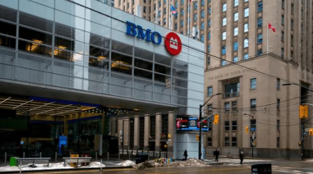 Bank of Montreal y Scotiabank superaron las expectativas y son optimistas sobre el 2021