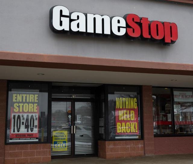 El fenómeno GameStop pierde energía en Wall Street, con una caída del 60 %
