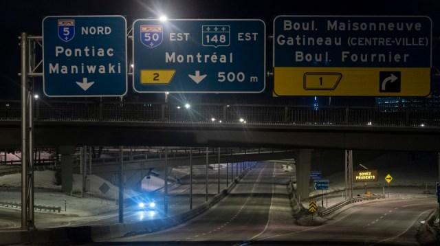 Las empresas de Gatineau reabren y las de Ottawa esperarán una semana más