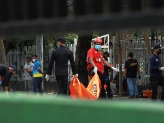 Iglesia de Indonesia bombardeada por presuntos militantes islamistas