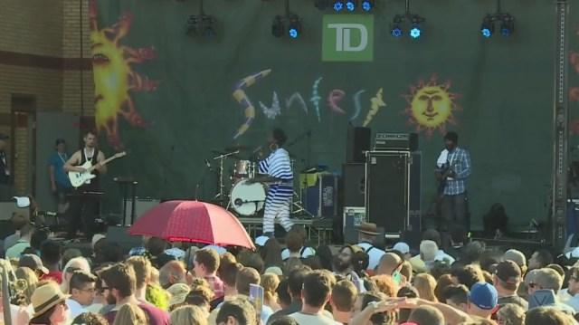Sunfest lidera el camino para un nuevo proyecto de música en el mundo