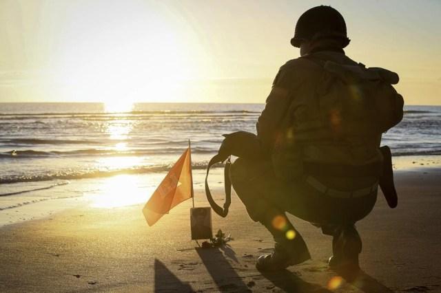 Normandía conmemora el Día D con gran sentimiento