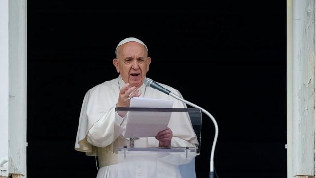 El Papa expresa su pesar por las muertes canadienses