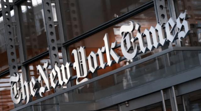Una falla afectó a varios sitios, incluidos Reddit, Amazon, New York Times