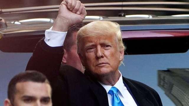 Trump cierra su blog a menos de un mes de su creación