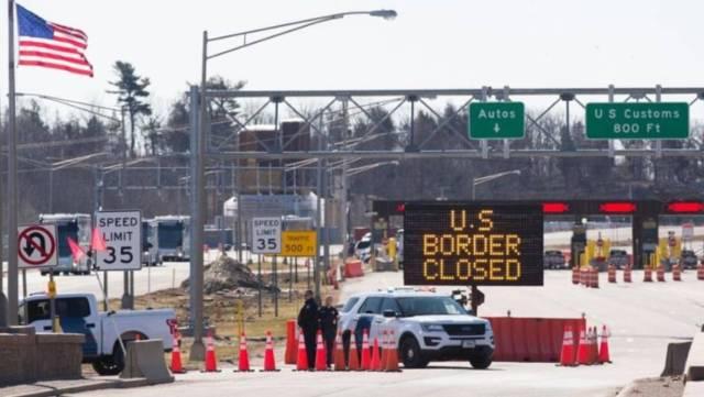 Restricciones en la frontera de Estados Unidos para Canadá y México renovadas hasta el 21 de agosto