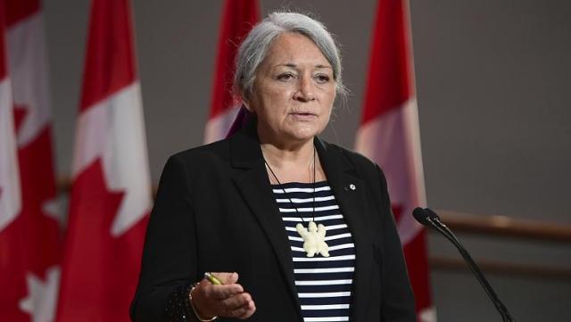Mary Simon primera gobernadora general indígena de Canadá