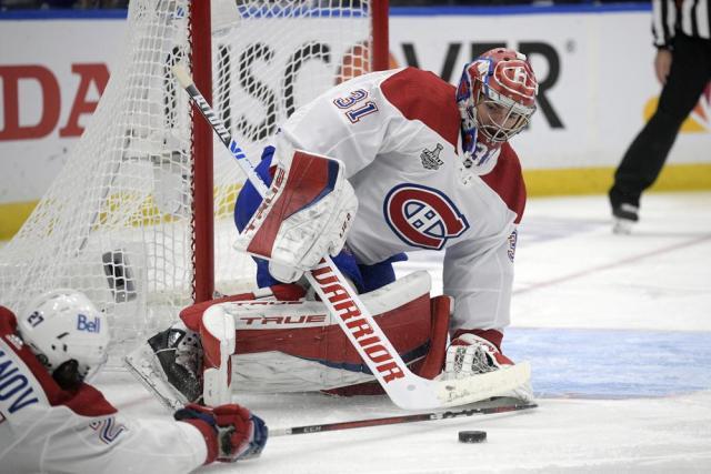 Tampa Bay Lightning derrota a los Montreal Canadiens y gana la Copa Stanley