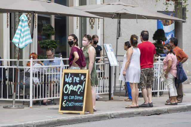 Ontario planea levantar más restricciones la próxima semana